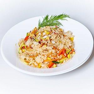 Рис с овощами, СУШИ ШОП - Бобруйск