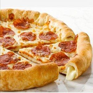 Сырный бортик для пиццы 32см, Глория Пицца