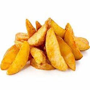 Картофельные дольки, ВСЁ ГОТОВО