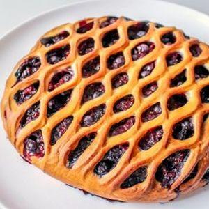 Пирог с вишней, Штрудель