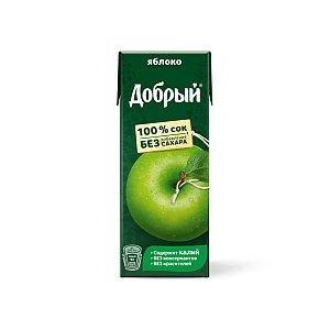 Добрый яблочный сок 0.2л, Progresso