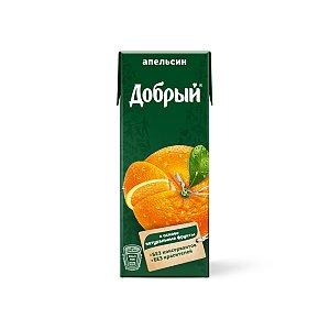 Добрый апельсиновый нектар 0.2л, Progresso