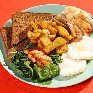 Классический завтрак с филе птицы, Progresso