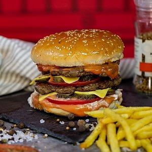 Бифбургер XXL, КИНГ