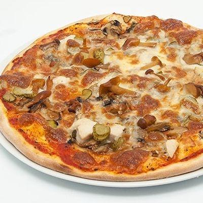 Заказать Пицца Континент, КОНТИНЕНТ Гриль-бар