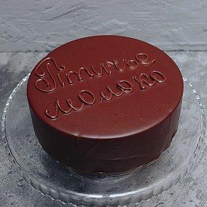 Торт Птичье молоко в шоколаде (весовое), ТРУХАНОВ