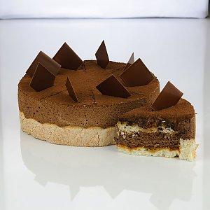 Торт Шарлотта шоколад (весовое), ТРУХАНОВ