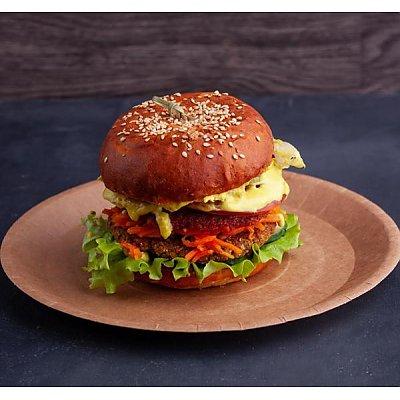 Заказать Бургер Биг-Веган, Yellow Slon