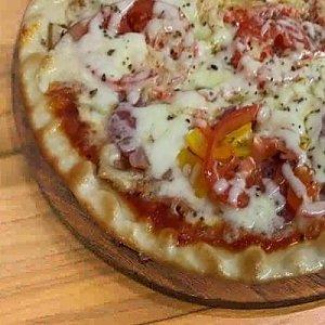 """Пицца """"Папараць"""", Папараць Кветка"""
