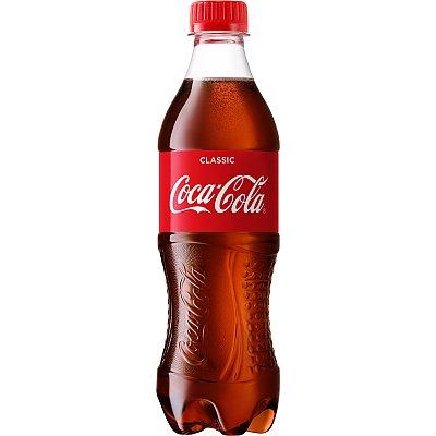 Заказать Coca-Cola 0.5л, Папараць Кветка