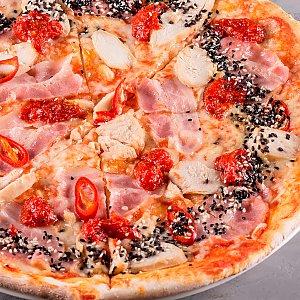 Пицца Оскар (среднеострая) 32см, Terra Pizza