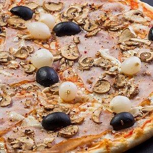 Пицца Капричиоза Микс (среднеострая) 32см, Terra Pizza