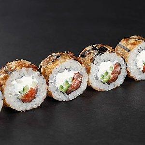 Ролл Бонито с лососем , SUSHI SHOP