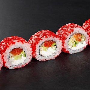 Ролл Сливочный лосось, SUSHI SHOP