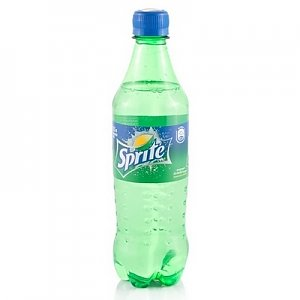 Sprite 0.5л, FOOD TIME
