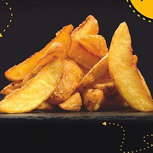 Картофельные дольки (120г), PANDARIUM