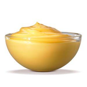 + соус Сырный к гарниру (25г), PANDARIUM