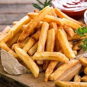 + картофель фри к шаурме, PANDARIUM