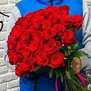 Букет из 51 красной розы, Lotus Flower