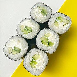 Ролл с огурцом и сыром, СушиДо