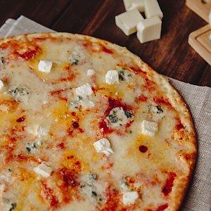 """Пицца """"Сырная"""" 24см, Pizzburg"""