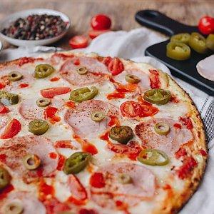 """Пицца """"Дьяболо"""" 24см, Pizzburg"""