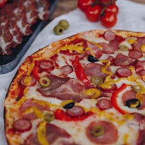 "Пицца ""Pizzburg"" 24см, Pizzburg"