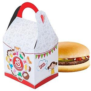 Супер Детка. Гамбургер, Pizzburg