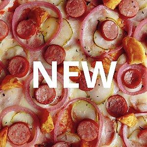 "Пицца ""Бульбаш"" 24см, Pizzburg"