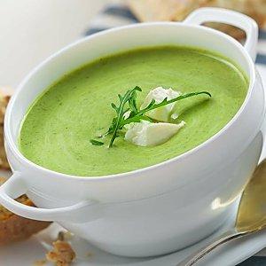 Крем-суп с брокколи и сельдереем, Te Amo