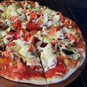 Пицца Красный жемчуг 30см, Te Amo