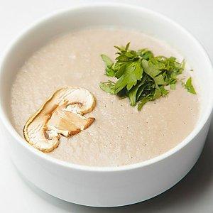 Суп-пюре из шампиньонов, Te Amo