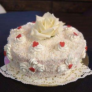 Торт Red Velvet, Te Amo