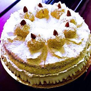 Торт Raffaello, Te Amo