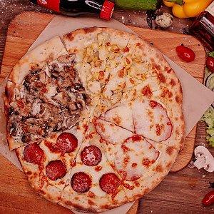 Пицца Четыре сезона 30см, ОБЛАКО
