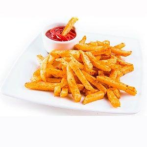 Картофель фри, Карлион