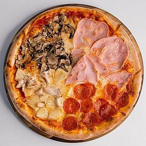Пицца 4 сезона 30см, Джаз Кафе