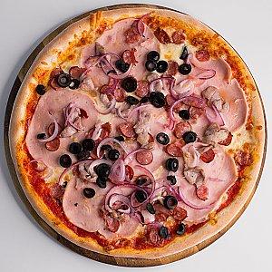Пицца Баварская 40см, Джаз Кафе