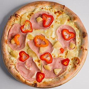 Пицца Гавайская 50см, Джаз Кафе