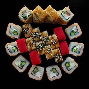 Сет Кавасаки, Суши Пицца Маркет - Гомель