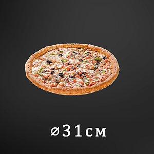 Пицца с морской начинкой 31см, Суши Пицца Маркет - Гомель