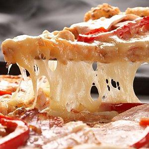 + двойной сыр к пицце 31см, Суши Пицца Маркет - Витебск