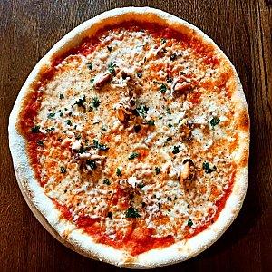 Пицца Дама Бьянка, Borgo Italia
