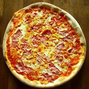 Пицца Прошутто и кукуруза, Borgo Italia