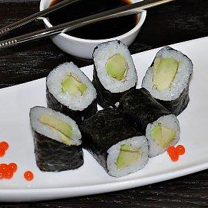 Ролл мини с авокадо, Sushi n Roll