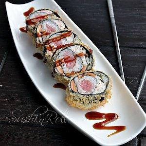 Ролл темпура Глаз Дракона, Sushi n Roll