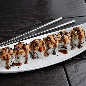 Запеченный ролл Фаер, Sushi n Roll