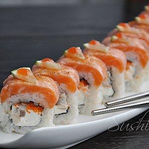 Ролл Лосось Карамель, Sushi n Roll