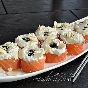 Ролл Филадельфия Рафаэлло, Sushi n Roll
