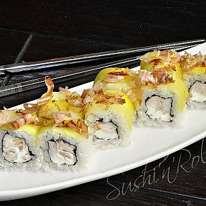 Ролл Карибы, Sushi n Roll